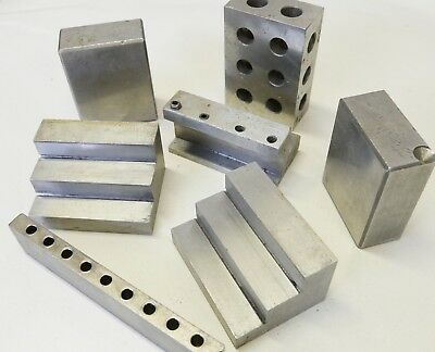 BLOCKS & WORK HOLDING FIXTURES STEP BLOCKS 123 BLOCKS machinist tools
