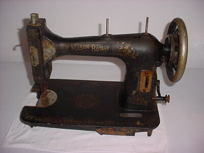 Mason Rotary Antique Sewing Machine 1908  A. G. Mason