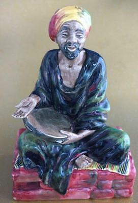 Early  Royal Doulton Porcelain Figurine The Mendicant HN1365