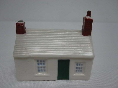 W H GOSS CRESTED CHINA ST STEVENS & SONS WESTERN ESPLANADE PENZANCE HOUSE w Rd#