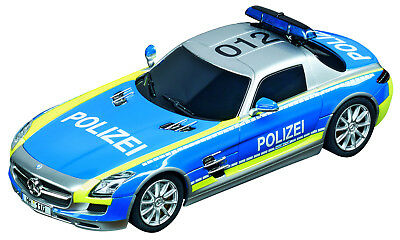 carrera 30793 digital 132 mercedes sls amg polizei. Black Bedroom Furniture Sets. Home Design Ideas