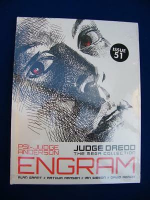 Judge Dredd - Psi Judge Anderson Engram - Mega Collection