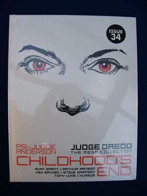 Judge Dredd - Psi Judge Anderson Childhood's End - Mega Collection
