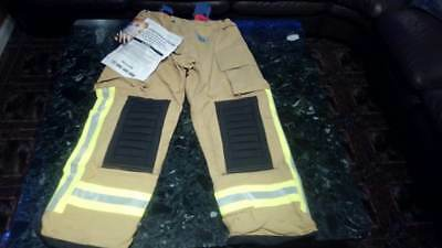 New With Tags Honeywell Morning Pride Firefighter sTurnout Gear Pants