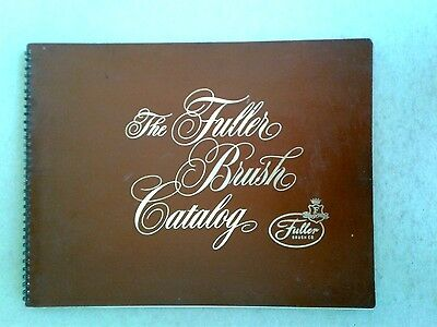 Vintage, late 1960's  The Fuller Brush Catalog, Very Good Plus Condition