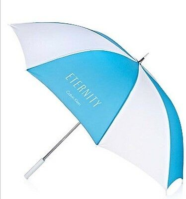 Calvin Klein CK Eternity Parfums Umbrella Huge NEW WITH TAGS LAST ONE