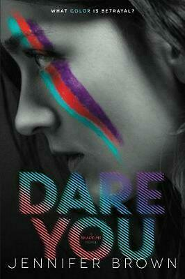 Dare You by Jennifer Brown Paperback Book Free Shipping!