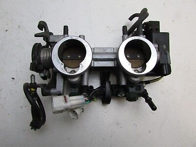 Kawasaki ER6 F ER6F 2006 - 2008 Throttle Bodies with Injectors