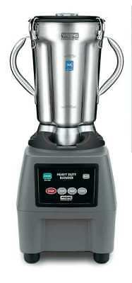 Electronic Membrane Panel Food Blender, Gray ,Waring Commercial, CB15