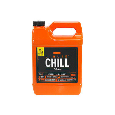 Mishimoto MMRA-LC-5050F Mustang Synthetic Coolant Liquid Chill Pre-Mixed 1 Gallo