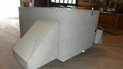 "Heavy Duty Commercial ""trane"" Roof Top Hvac Natural Gas Heating Cooling Unit"