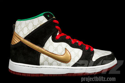 buy online 3e766 aa60c 2014 NIKE DUNK HIGH PREMIUM SB BLACK SHEEP Sz 7.5-12 PAID IN FULL 313171-170