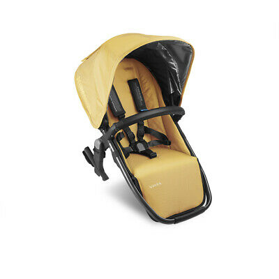 NEW UPPAbaby Vista2015 Stroller Rumble Seat -  Yellow/Graphite (Maya)