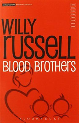 Blood Brothers (Methuen Modern Play) (Modern Classics) by Willy Russell, NEW Boo