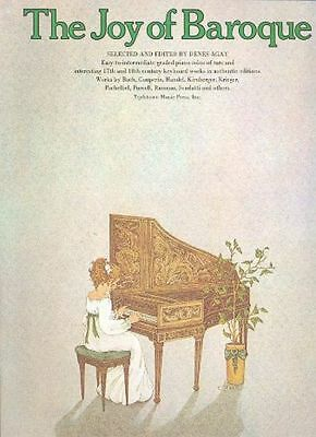 Music Sales The Joy of Baroque - for Piano