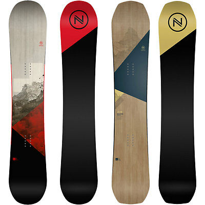Nidecker Escape all Mountain Snowboard Men's Freeride Freestyle 2018-2019 New