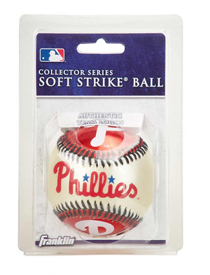 Franklin MLB Team Soft Strike® Baseballs - Phillies, Soft Strike, Ballsport,