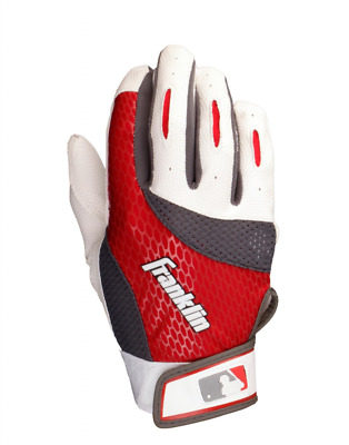 Franklin Batting Glove 2ND SKINZ - ADULT ver. Größen, Handschuhe, Baseball,
