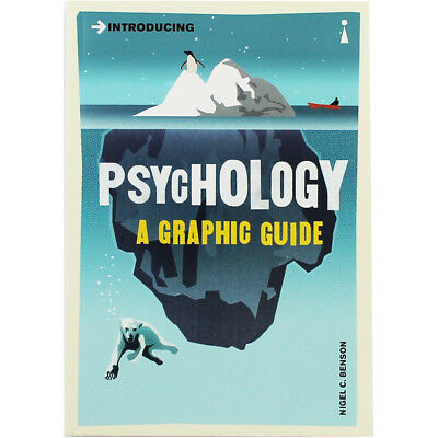 Psychology A Graphic Guide (Paperback), Non Fiction Books, Brand New
