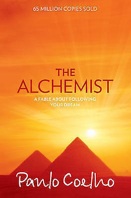 The Alchemist: A Fable About Following Your Dream by Paulo Coelho, NEW Book, (Pa