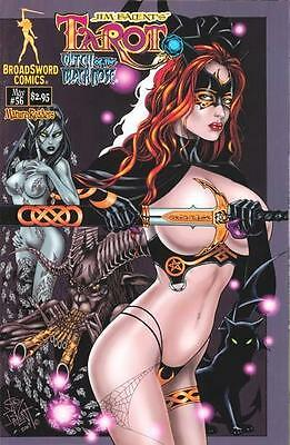 Tarot Witch of the Black Rose 56a NM Broadsword Jim Balent sexy FREE UK POST