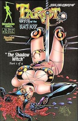 Tarot Witch of the Black Rose 32 a Broadsword Jim Balent sexy NM FREE UK POSTING