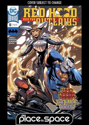 Red Hood And The Outlaws, Vol. 2 #18A (Wk02)