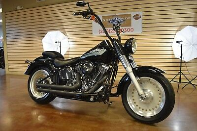 2009 Harley-Davidson Softail  2009 Harley Davidson Softail Fat Boy FLSTF Custom Clean Title Nice Bike