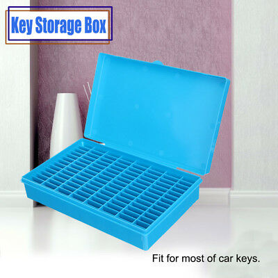 Key Storage Box Blank Key Plastic Box Have 112 Spaces Locksmith Supplies Tool