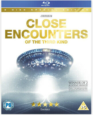 Close Encounters of the Third Kind: Special Edition Blu-ray (2012) Richard
