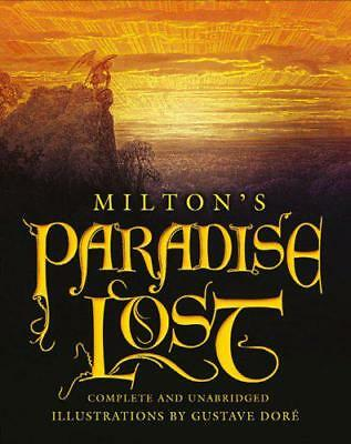 Paradise Lost (Deluxe Slipcase Gift Edition) by John Milton | Hardcover Book | 9