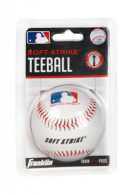 Franklin Teeball Syntex®/solid rubber, Blister, Ball, Ballsport, Baseballbälle