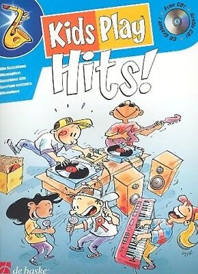 de haske Kids Play Hits! - Altsaxophon - mit CD