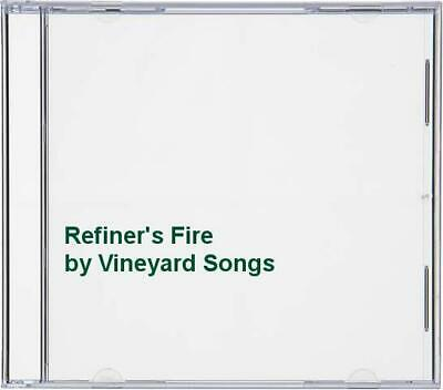Vineyard Songs - Refiner's Fire - Vineyard Songs CD DMVG The Fast Free Shipping