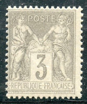 Stamp / Timbre France Neuf Type Sage N° 87 **