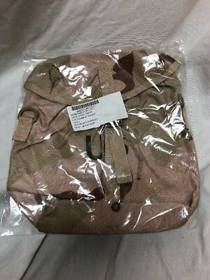 US Military Army Molle SUSTAINMENT UTILITY SAW POUCH DCU Desert Tan NEW