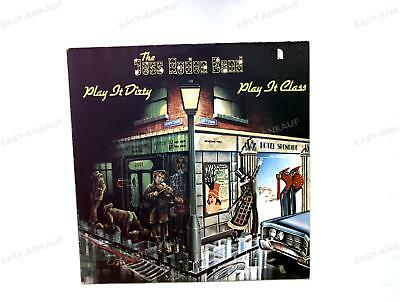 The Jess Roden Band - Play It Dirty, Play It Class - NL LP 1976 /3