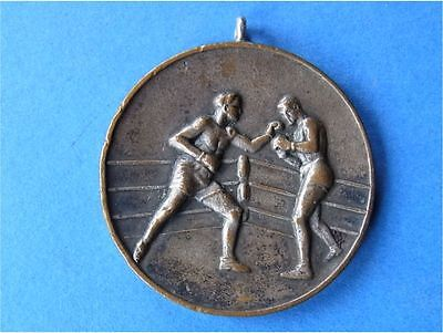 Alte Medaille Boxen 1935 F.V.Backnang Junioren Box Turnier