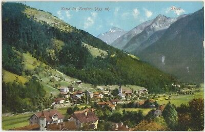 SAND IN TAUFERS 855 m. - CAMPO TURES (BOLZANO) 1918