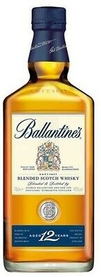 Ballantine's '12 YO Blue Label' Scotch Whisky (6 x 700mL)