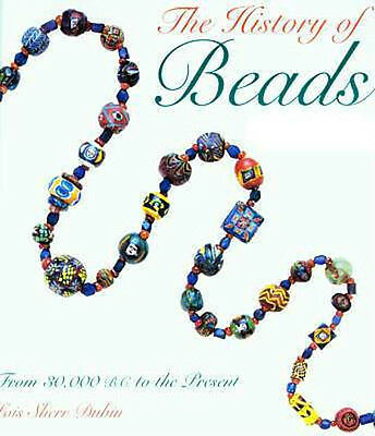 NEW History Ancient Beads From 30,000BC 100 Lavish Pix Magic Mystic Prehistoric