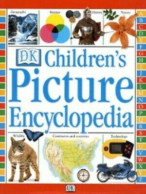 DK children's picture encyclopedia by Claire Llewellyn (Hardback)