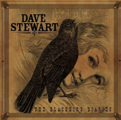 Dave Stewart : The Blackbird Diaries CD (2011) Expertly Refurbished Product