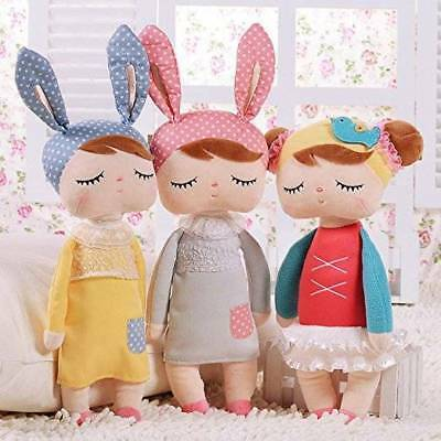 Cartoon Metoo Angela Rabbit Dolls Stuffed Plush Kids Toys Birthday Christmas