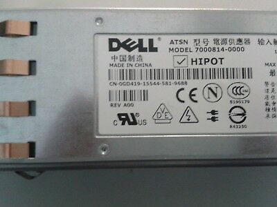 DELL 0GD419 GD419 700 Watt Netzteil PSU PowerEdge 2850 7000814-0000 Garantie