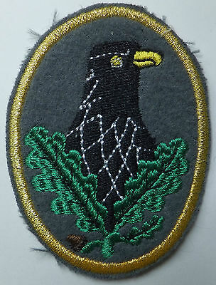 German Snipers Patch (Grey Gold)