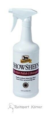 "Absorbine "" ShowSheen "" Fellspray 946ml"