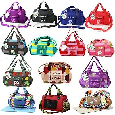 iSafe Luxury Changing Bags For Boys & Girls