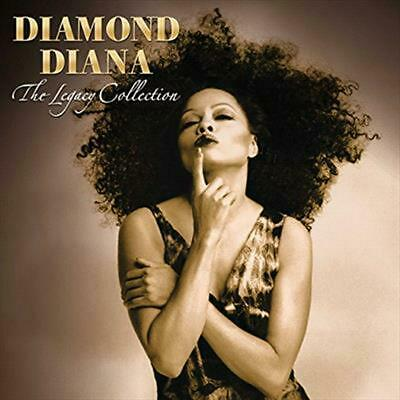 Diamond Diana:legacy Collection - Diana Ross Compact Disc Free Shipping!
