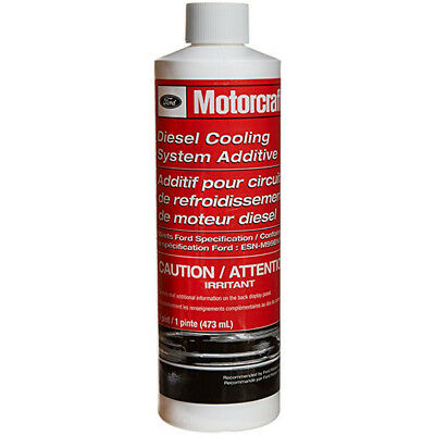 VC8 Motorcraft Diesel Cooling System Additive 16oz